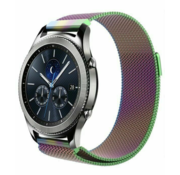 Samsung Gear S3 Milanese band (regenboog)