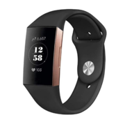 Fitbit Charge 4 sport band (zwart)