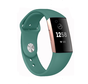 Fitbit Charge 4 sport band (dennengroen)