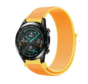 Huawei Watch GT nylon band (lichtgeel)