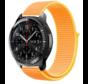Samsung Galaxy Watch nylon band (lichtgeel)