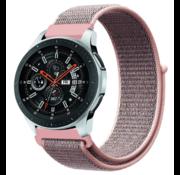Samsung Galaxy Watch nylon band (pink sand)