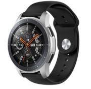 Samsung Galaxy Watch sport band (zwart)