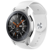 Samsung Galaxy Watch sport band (wit)