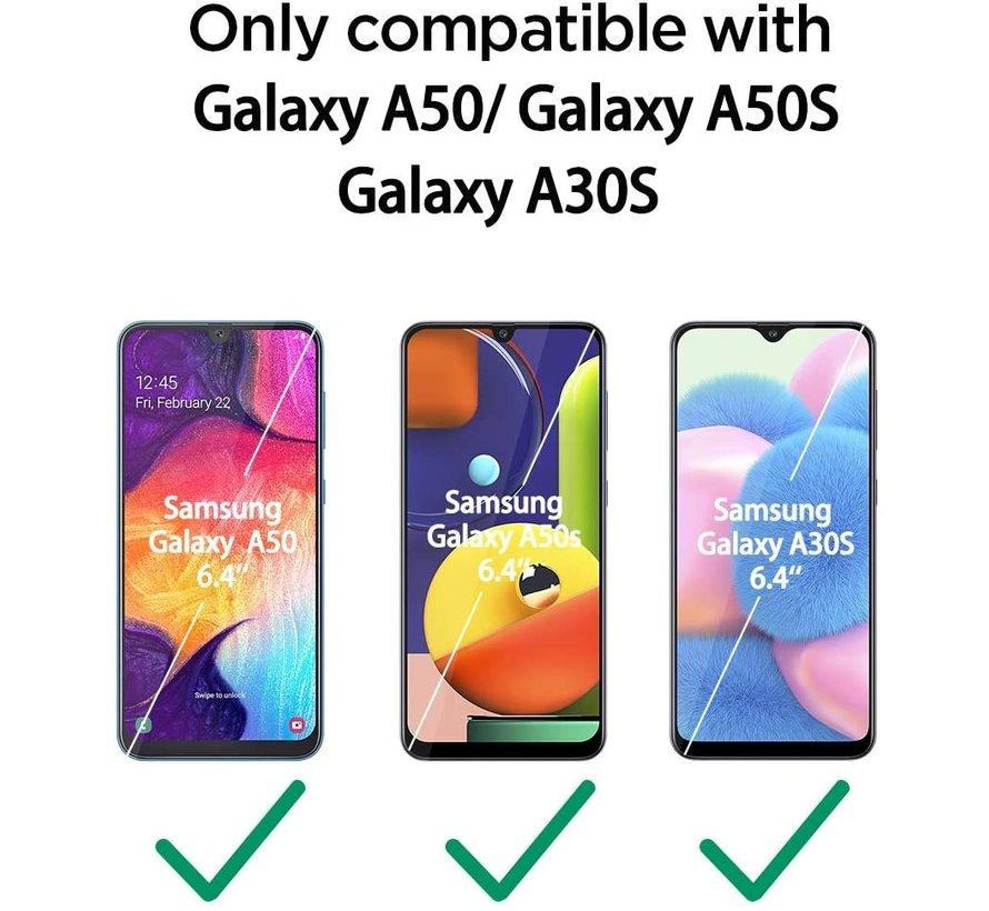ShieldCase Shock case Samsung  Galaxy A30s (transparant)
