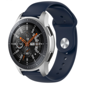 Samsung Galaxy Watch sport band (donkerblauw)
