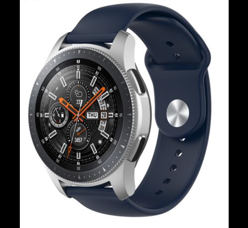 Samsung Galaxy Watch sport band (donkerblauw)