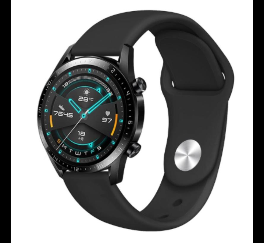 Huawei Watch GT sport band (zwart)