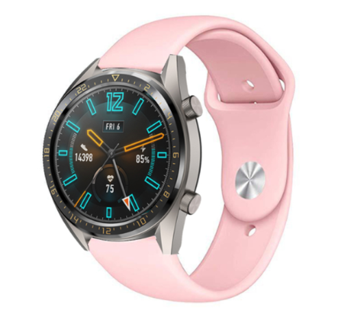 Huawei Watch GT sport band (roze)