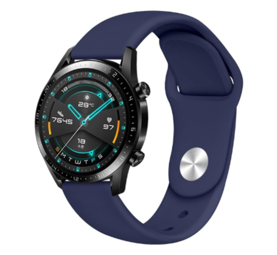 Huawei Watch GT sport band (donkerblauw)