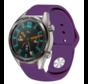 Huawei Watch GT sport band (paars)