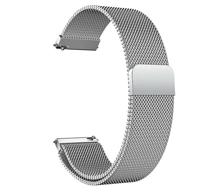 Xiaomi Amazfit GTR Milanese band (zilver)