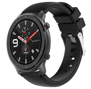 Xiaomi Amazfit GTR silicone band (zwart)