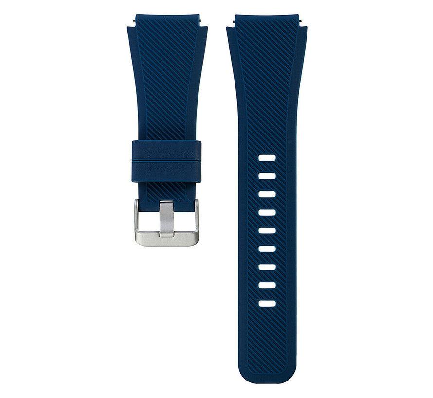 Xiaomi Amazfit GTR silicone band (donkerblauw)