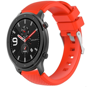 Xiaomi Amazfit GTR silicone band (rood)