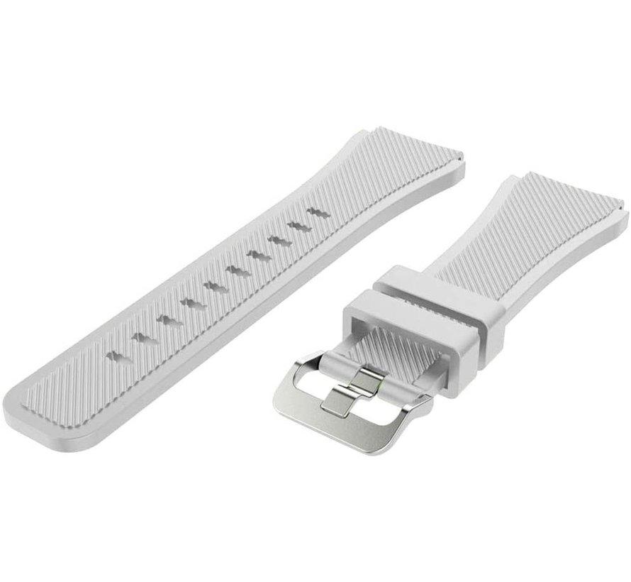 Xiaomi Amazfit GTR silicone band (wit)