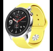 Xiaomi Amazfit GTR sport band (geel)