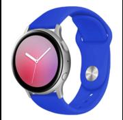 Samsung Gear S3 sport band (blauw)