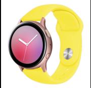 Samsung Gear S3 sport band (geel)