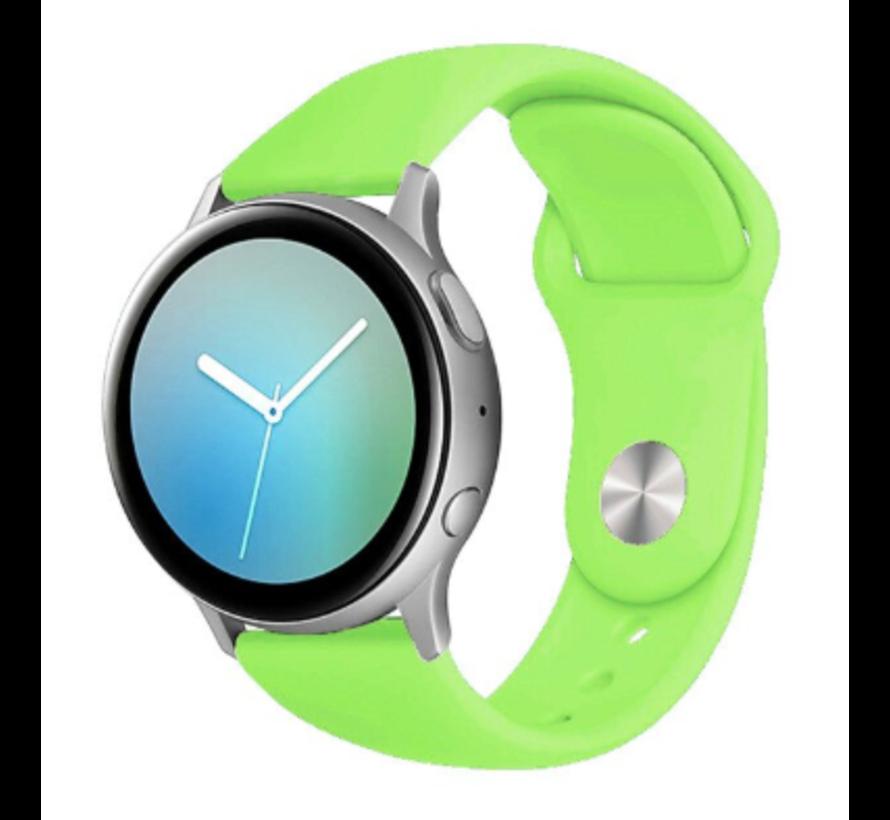 Samsung Gear S3 sport band (lichtgroen)