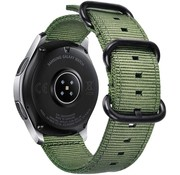 Polar Vantage M nylon gesp band (groen)