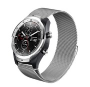 Ticwatch Pro Milanese band (zilver)