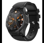 Ticwatch Pro silicone band (zwart)