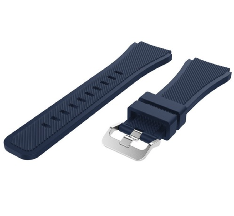 Ticwatch Pro silicone band (donkerblauw)