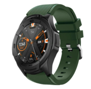 Ticwatch Pro silicone band (legergroen)