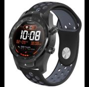 Ticwatch Pro sport band (zwart/grijs)
