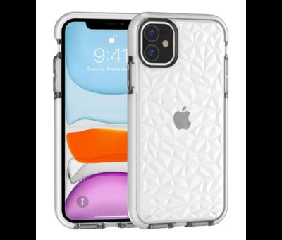 ShieldCase® ShieldCase You're A Diamond iPhone 11 hoesje (wit)