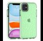 ShieldCase diamanten case iPhone 11 (groen)