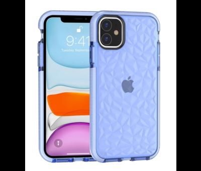 ShieldCase® ShieldCase You're A Diamond iPhone 11 hoesje (blauw)