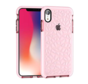 ShieldCase diamanten case iPhone Xr (roze)