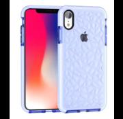 ShieldCase® Diamanten case iPhone Xr (blauw)