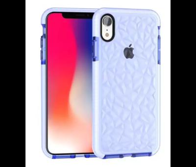 ShieldCase ShieldCase diamanten case iPhone Xr (blauw)