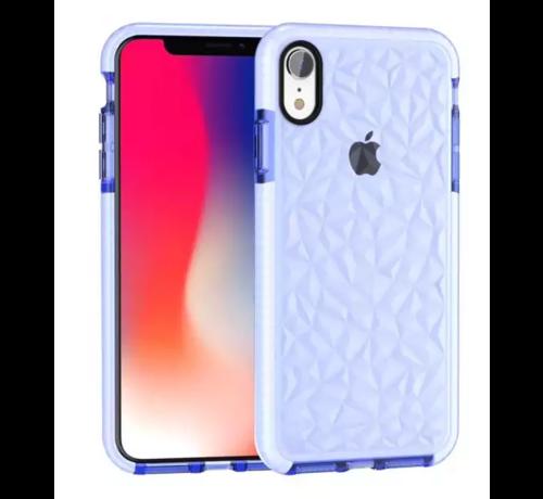 ShieldCase® ShieldCase You're A Diamond iPhone Xr hoesje (blauw)