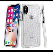 ShieldCase® You're A Diamond iPhone X / Xs hoesje (wit)