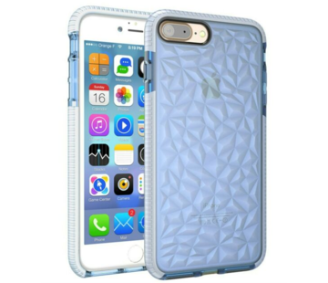 ShieldCase® You're A Diamond iPhone 8 Plus / 7 Plus hoesje (blauw)