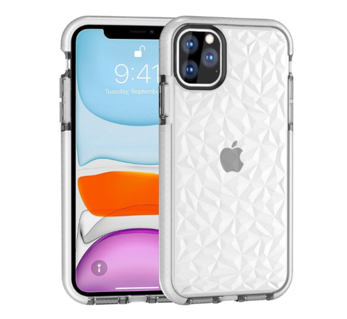ShieldCase® ShieldCase You're A Diamond iPhone 11 Pro hoesje (wit)