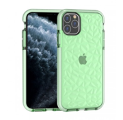 ShieldCase® Diamanten case iPhone 11 Pro (groen)