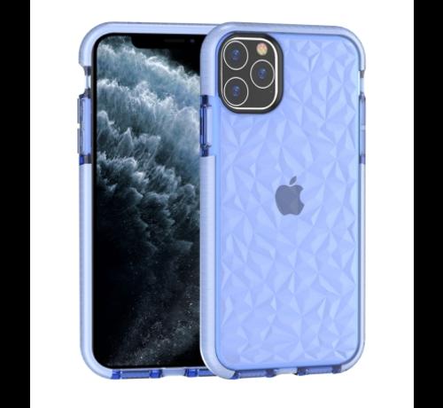 ShieldCase® ShieldCase diamanten case iPhone 11 Pro (blauw)