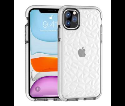 ShieldCase ShieldCase diamanten case iPhone 11 Pro Max (wit)