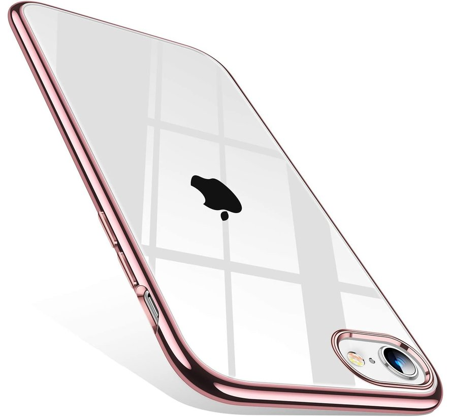 ShieldCase rosé gouden metallic bumper case iPhone 8 / 7