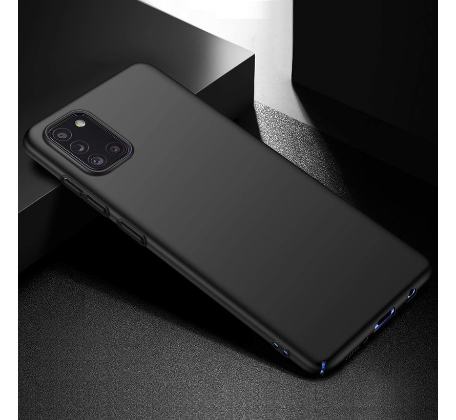 Shieldcase Samsung Galaxy A31 Slim case (zwart)