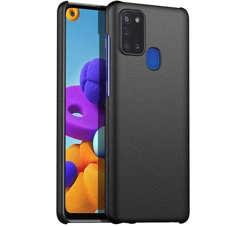 ShieldCase® Shieldcase Samsung Galaxy A21s Slim case (zwart)