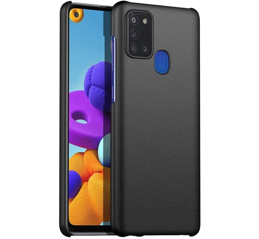 Shieldcase Samsung Galaxy A21s Slim case (zwart)
