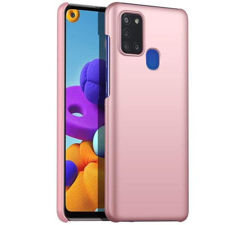 ShieldCase® Shieldcase Samsung Galaxy A21s Slim case (roze)