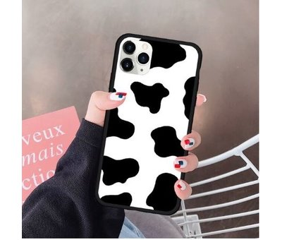 ShieldCase ShieldCase iPhone 11 Pro TPU hoesje met koeienpatroon