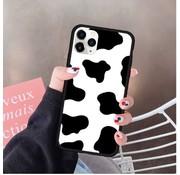 ShieldCase® iPhone 11 Pro Max TPU hoesje met koeienpatroon